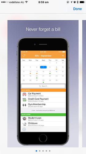 Finance tracking/budget tracking apps? - iOS - AppleTalk